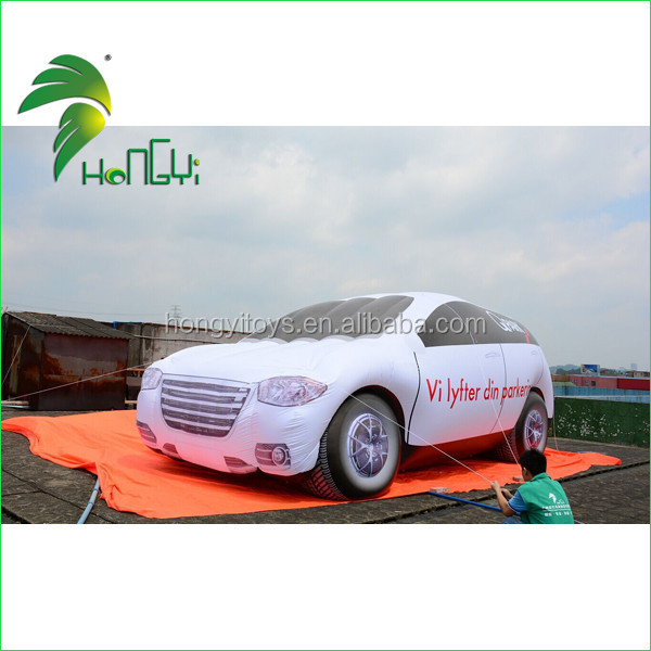 Customized PVC Inflatable Replica Car for Advertising