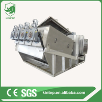 KINTEP Multi Plate Screw Press / Sludge Dewatering Machine( HIGH QUALITY & BETTER PRICE)