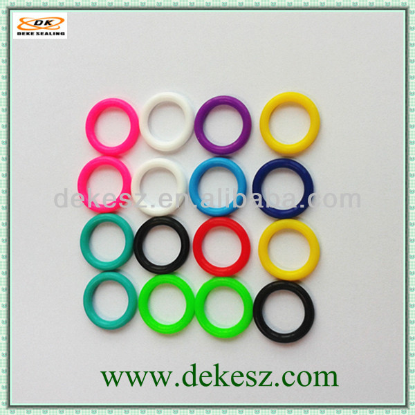 soft silicone o ring factory ISO9001