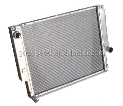42mm aluminum radiator for BMW E36 1992-1999