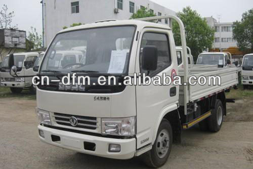 Economic and Benefited Dongfeng Duolika Cargo Truck For City Logistics