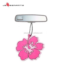 Promotion Eco-friendly Cotton Paper Fruit Shape Air Freshener Custom Paper Air Freshener For Car