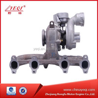 BV39 Turbocharger for A3 1.9 TDI,and Octavia II 1.9 TDI;P/N:54399880022,751851-5003S ;OEM:03G253014F