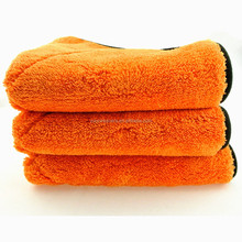 1200gsm Auto Detailing Car Wash Towels Microfiber Cleaning Cloth