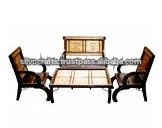 Solid Wood Antique Bench