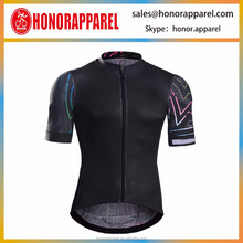 wholesale customized design china clothing pro team professional manufacture with private label custom cycling jersey