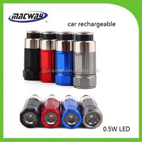 12v car battery charger car cigarette lighter led light