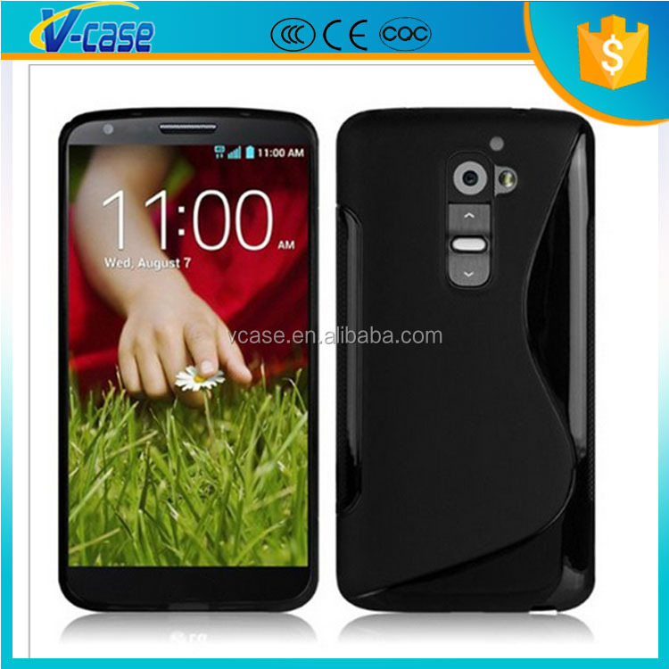 Electronic Accessory S Line Soft Gel TPU Back Cover Phone Case for Lenovo P70 a396
