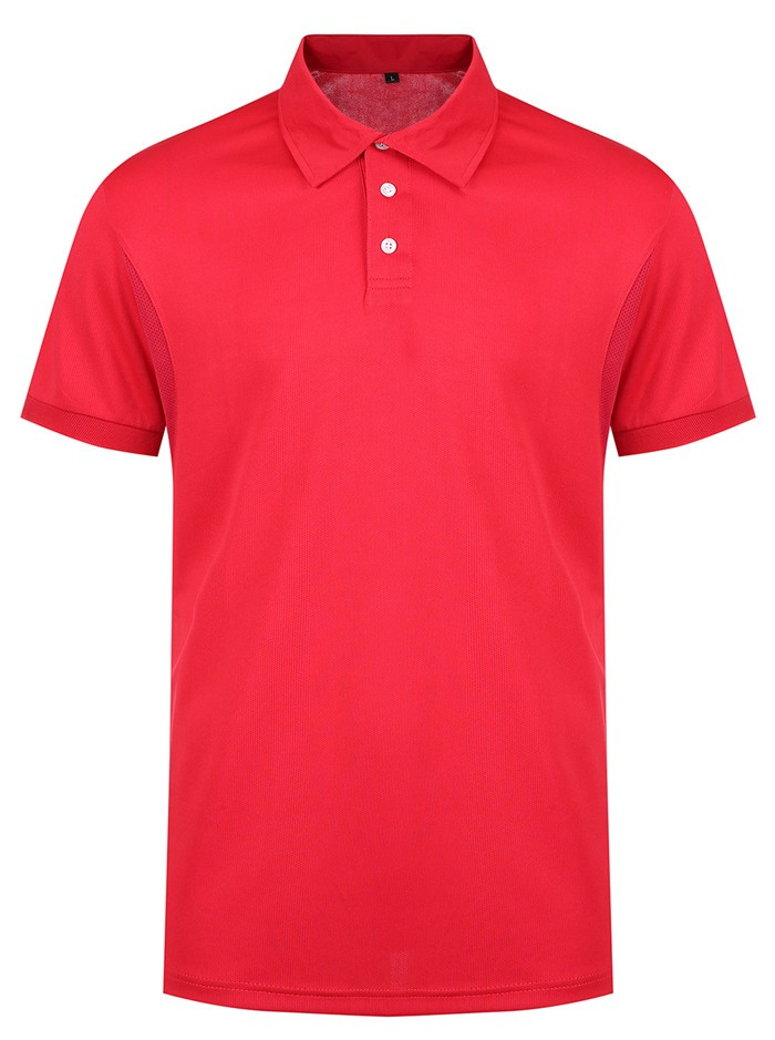 Fabricants polo, hommes de plaine polo t-shirt, sec fit polo
