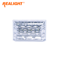 24V Colorful Car Truck Side Light Floor LED Side Lamp