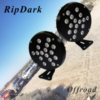 Round motorcycle 4x4 led driving lights, 70w LED driving light for accessories ford ranger