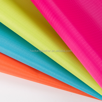 Light weight ribstop fabric for making lazy sofa