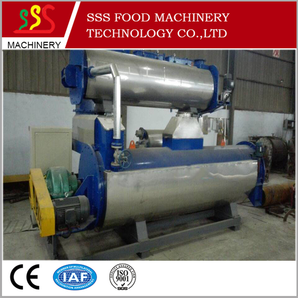 Optimized model small capacity 300kgs per hour mini size Fish Powder Processing Line with good quality with video available