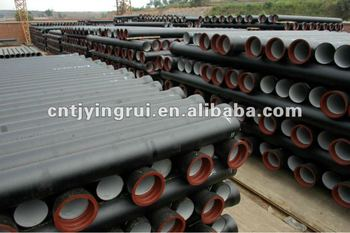 Ductile pipe