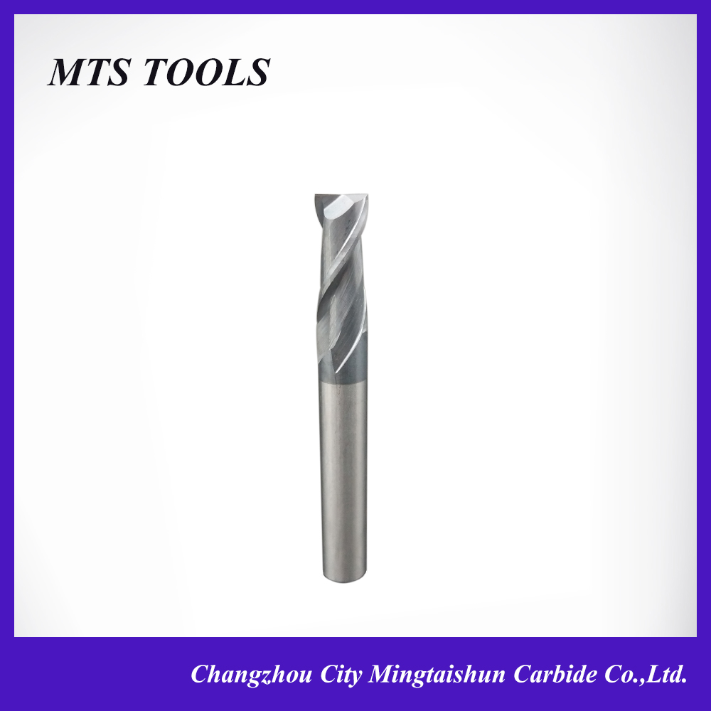 cnc cutting tools 16mm 2 flute end mill with high quality