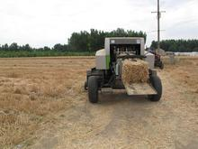 Newest CE approved super quality big square hay balers