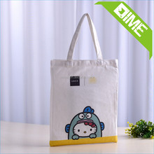 Free Sample Custom Logo Canvas Tote Bag With Different Printing