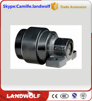 construction machinery parts China supplier,excavator undercarriage carrier roller,undercarriage carrier roller for Sany/Hitachi