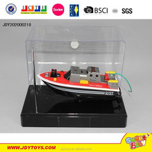 Hot Selling Kid Toy Four-way Self-charging Mini Boat,Wholesale China Plastic Boat RC Boat