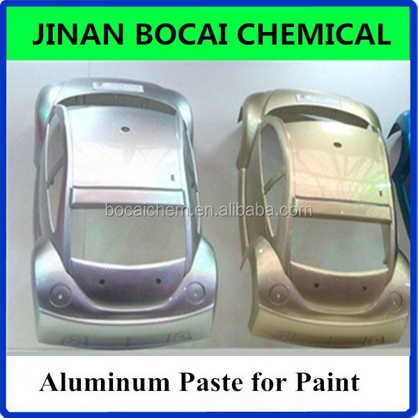 electroplating effect metallic aluminum powder pigment, aluminum paste for silver protective coating and paint