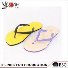 Online popular Health Factory OEM Flat Woman Fancy sex Slipper