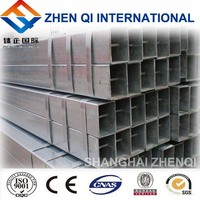 20*20mm Steel Square Tube Material For Building Use