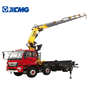 China XCMG SQ16ZK4Q 16 ton knuckle boom truck mounted crane for sale