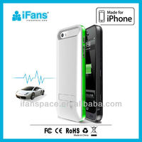 For iphone5S MFI portable recharge battery case