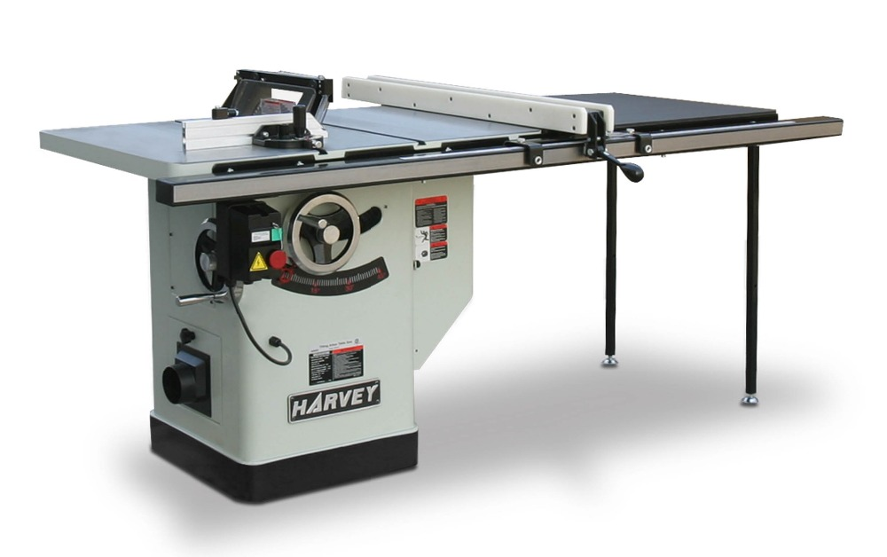 HW110S-50 Dovetail Woodworking Table Saw