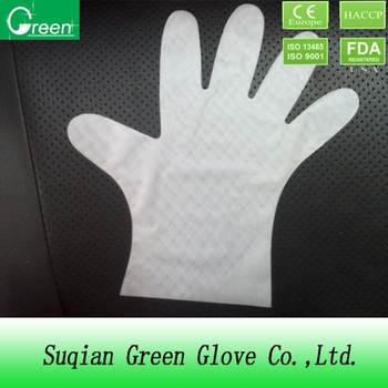 stretch polymer TPE glove