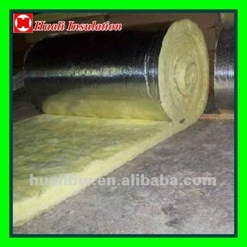 Fiberglass acoustic wool roll thermal insulation material for Fiberglass thermal insulation