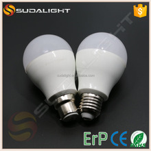 North America Suda light led bulb 360 degree