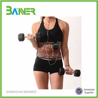 Back lumbar Support Adjustable sports neoprene magnetic waist band