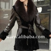 2012 Autumn Style Genuine Leather Jacket
