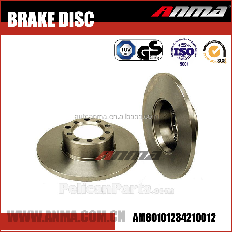 Car Brake Disc for European Car 1234210012