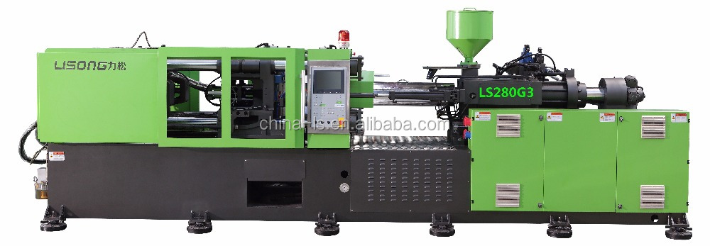 280Ton High speed Plastic cup/spoon/fork/box injection molding machine manufacturers