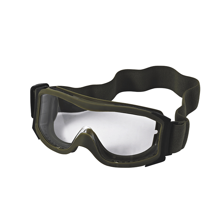 Safety OEM Production PC Safety Goggles CE EN166 Sport Safety Glasses