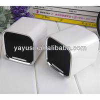 2.0 CH amplifier mini portable stereo speaker