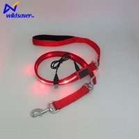 2015 hot new electronics products for led dog collars and leashes