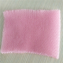 Hot sale pink air mesh fabric material