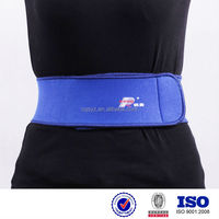Neoprene Sport Back Support Adjustable universal waist belt