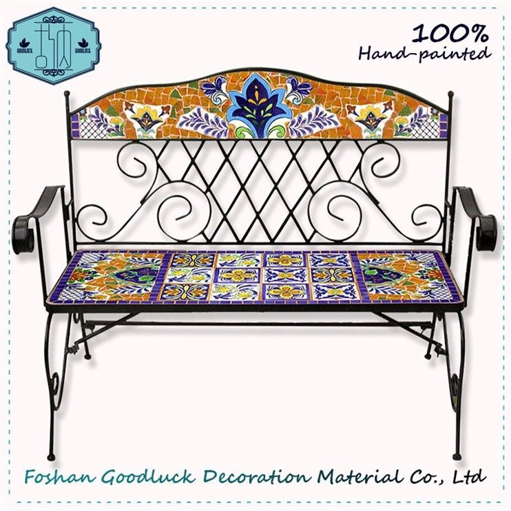 Metal Beautiful Garden Sets Patio Furniture Outdoor Bench