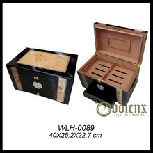 Wooden Cigar Humidor Boxes For Sale