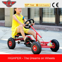 2014 Newest Model Kids Pedal Car Go Kart (PCM-2)