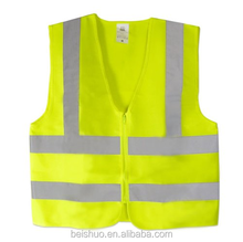 Visibility safety reflective vest cycling india motorcycle reflective vest