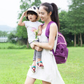 2016 fashion wholesale nylon backpack diaper bag mummy baby bag