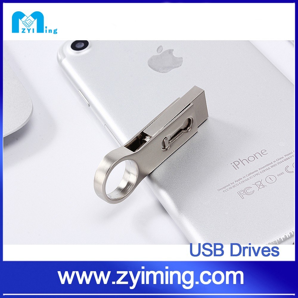 Zyiming usb drive factory wholesale OTG usb 4.0 flash drive card for IPhone 7 Ipad