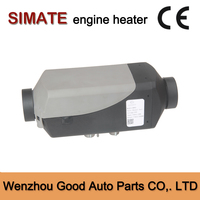 Best Selling Portable Diesel Oil Fired Space Heater Air Parking Heater For Cars with Heat Pump Battery Heater