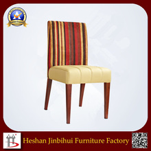 Colorful Rainbow Imitated Wood Coffe Shop chair
