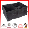 Car Trunk Organizer Collapsible Bag Storage Black Folding in the car trunk